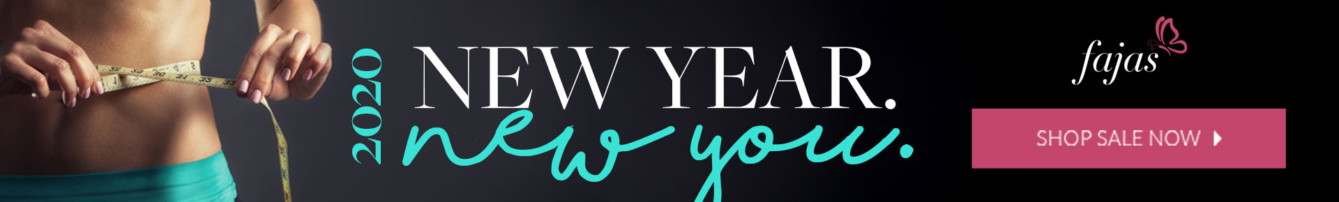 Fajas New Year New You Sale