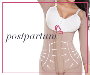 Postpartum Fajas